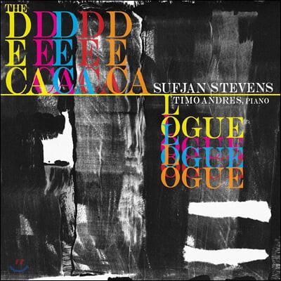 수프얀 스티븐스 / 티모 안드레스: 발레음악 `십계` (Sufjan Stevens / Timo Andres: The Decalogue) [LP]