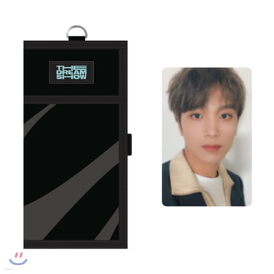 NCT DREAM THE DREAM SHOW 티켓홀더+포토카드SET [해찬]