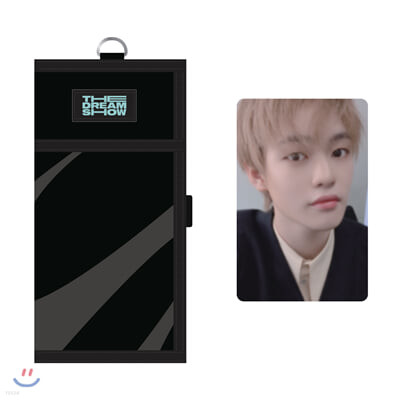NCT DREAM THE DREAM SHOW 티켓홀더+포토카드SET [천러]