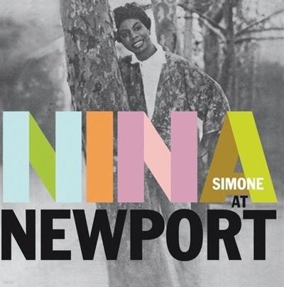 [중고 LP] Nina Simone - Nina At Newport (180G) (EU 수입)