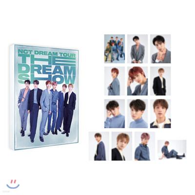 NCT DREAM THE DREAM SHOW 엽서세트+클리어프레임
