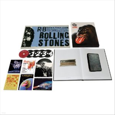 Rolling Stones - Grrr! - Greatest Hits (Super Deluxe Edition) (5CD+LP)