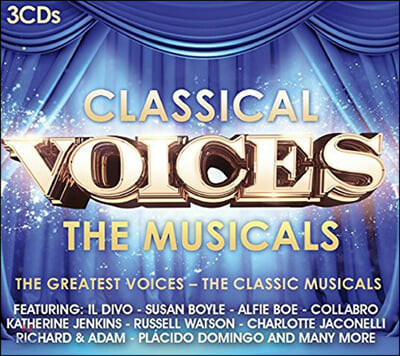뮤지컬 음악 모음집 (Classical Voices - The Musicals)