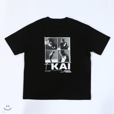 슈퍼엠 (SuperM) - AR T-SHIRT [KAI]
