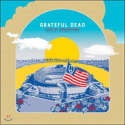 Grateful Dead (그레이트풀 데드) - Saint Of Circumstance: Giants Stadium, East Rutherford, NJ 6/17/91 (Live) (Deluxe Edition)