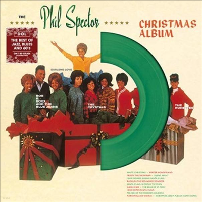 Various Artists - Phil Spector: A Christmas Gift For You (Ltd. Ed)(180G)(Green LP)