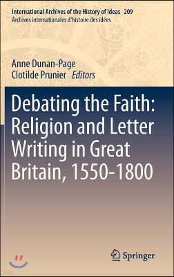 Debating the Faith