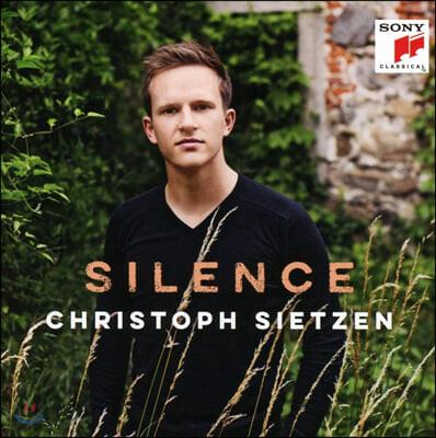 Christoph Sietzen 크리스토프 시에첸 마림바 연주집 (Silence)