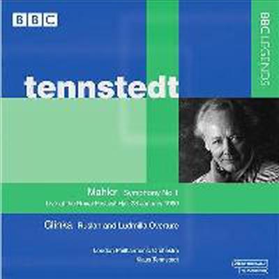 말러 : 교향곡 1번 & 글린카 : 루슬란과 루드밀라 서곡 (Mahler : Symphony No.1) - Klaus Tennstedt