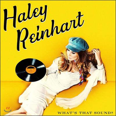 Haley Reinhart (헤일리 레인하트) - What's That Sound?