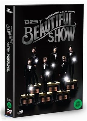비스트 뷰티풀쇼 인 서울 라이브 DVD