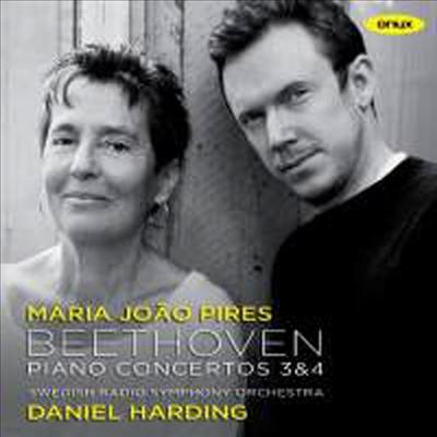 베토벤: 피아노 협주곡 3번 & 4번 (Beethoven: Piano Concertos Nos.3 & 4)(Digipack) - Maria Joao Pires