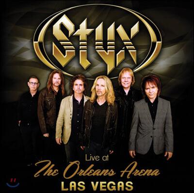 Styx (스틱스) - Live At The Orleans Arena Las Vegas