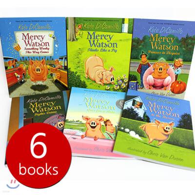 Mercy Watson 6 Books Set 머시 왓슨 원서 페이퍼백 6종 세트