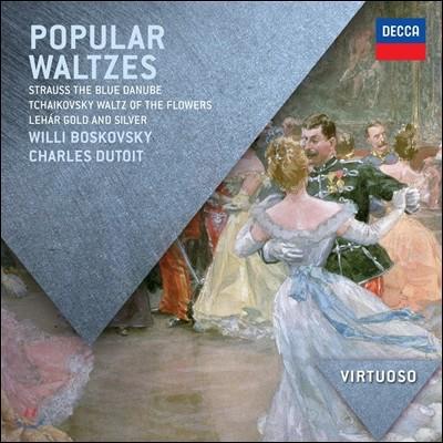 Vienna Philharmonic Orchestra 유명 왈츠곡 모음집 (Popular Waltzes)