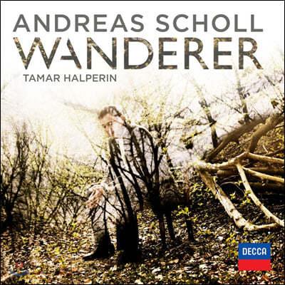 Andreas Scholl 방랑자 - 독일 가곡집 (Wanderer)