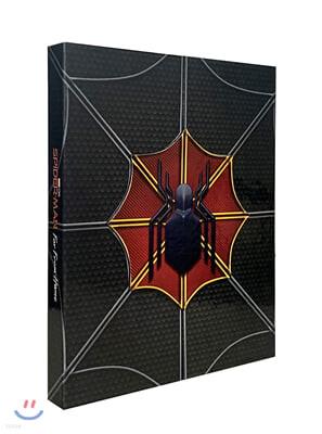 스파이더맨 : 파 프롬 홈 (2Disc: 4K UHD + 2D 마그네틱팁온 한정판) : 블루레이