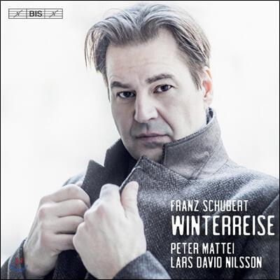 Peter Mattei 슈베르트: 겨울나그네 - 페터 마테이 (Schubert: Winterreise)