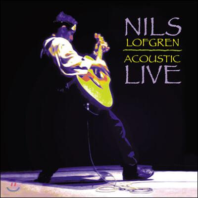 Nils Lofgren - Acoustic Live 닐스 로프그렌 어쿠스틱 라이브 [4LP 박스 세트]