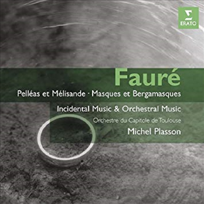 포레: 관현악 작품과 극음악 (Faure: Orchestral Works and Incidental Music) (2 for 1) - Michel Plasson