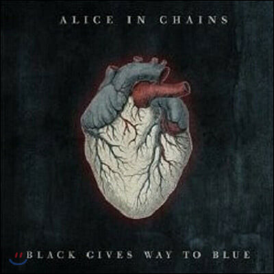 Alice In Chains (앨리스 인 체인스) - Black Gives Way To Blue