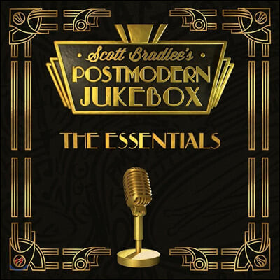 Scott Bradlee & Postmodern Jukebox (스콧 브래들리, 포스트모던 쥬크바스) - Essentials 1