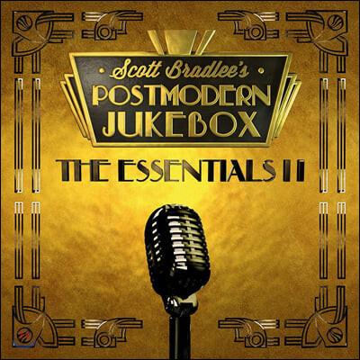 Scott Bradlee & Postmodern Jukebox (스콧 브래들리, 포스트모던 쥬크바스) - Essentials 2