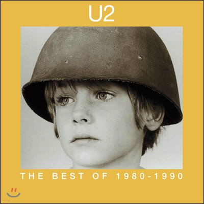 U2 (유투) - The Best Of 1980 - 1990