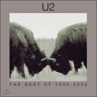 U2 (유투) - The Best Of 1990 - 2000