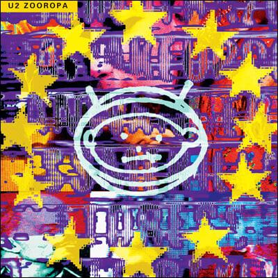 U2 (유투) - 8집 Zooropa