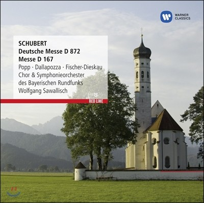 Wolfgang Sawallisch 슈베르트: 미사 (Schubert: German Mass D872, Mass D167)