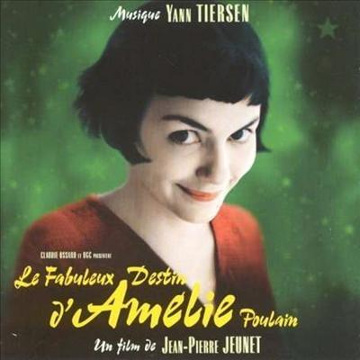 Yann Tiersen - Amelie:Le Fabuleux Destin D'amelie Poulain (아멜리에) (Soundtrack)