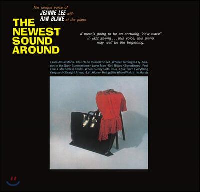 Jeanne Lee & Ran Blake (잔느 리 앤 란 블레이크) - Newest Sound Around [LP]