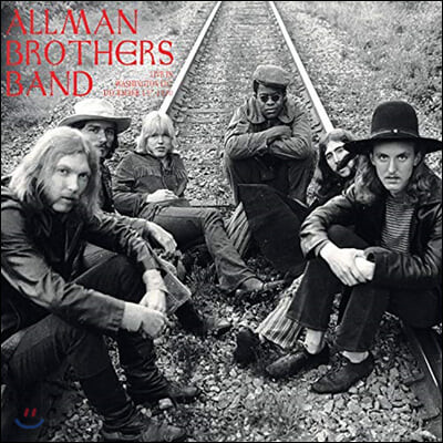 The Allman Brothers Band (올맨 브라더스 밴드) - Live in Washington DC, December 13, 1970 [LP]
