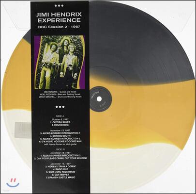 Jimi Hendrix Experience (지미헨드릭스 익스피리언스) - BBC Session 2 - 1967 [컬러 LP]