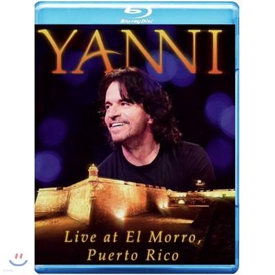 Yanni - Live at El Morro, Puerto Rico Blu-ray