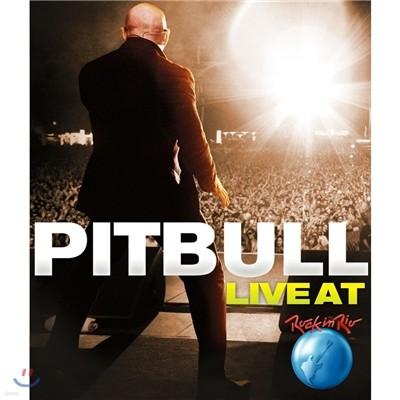 Pitbull - Live At Rock In Rio