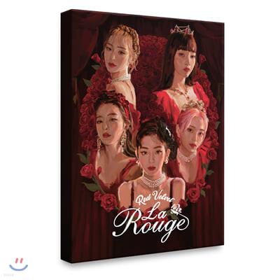 Red Velvet - La Rouge 하드커버엽서북
