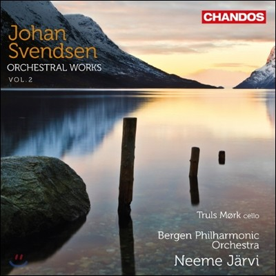 Neeme Jarvi 요한 스벤센: 관현악 작품 2집 (Johan Svendsen: Orchestral Works)