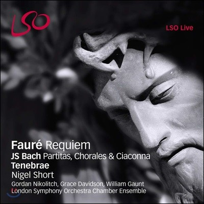 Gordan Nikolitch / Grace Davidson 포레 : 레퀴엠 / 바흐 : 파르티타, 코랄, 샤콘나 (Faure: Requiem / J. S. Bach: Partitas, Chorales & Ciaconna)