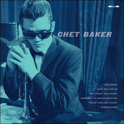 Chet Baker (쳇 베이커) - Chet Baker [LP]