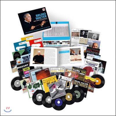 브루노 발터 컬럼비아 레코드 녹음 전집 (Bruno Walter - The Complete Columbia Album Collection)