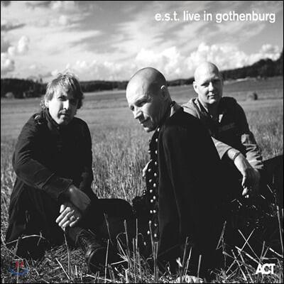 Esbjorn Svensson Trio (에스비외른 스벤손 트리오) - E.S.T. live in Gothenburg [3LP]