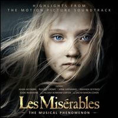 Original Soundtrack - Les Miserables (레미제라블) (Highlights)(Soundtrack)