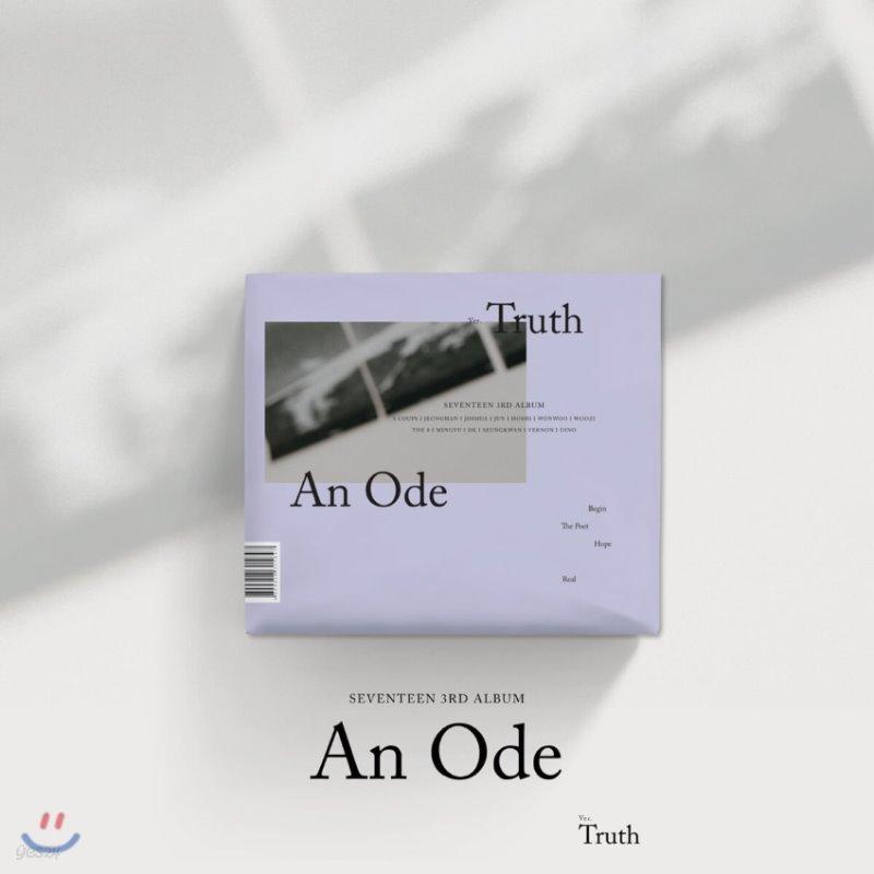 세븐틴 (Seventeen) 3집 - An Ode [Truth ver.]