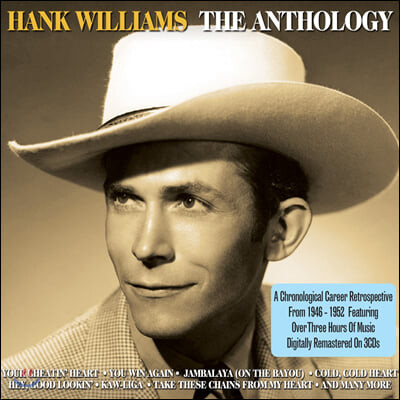 Hank Williams (행크 윌리엄스) - The Anthology