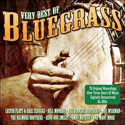 블루그래스 인기곡 모음집 (Very Best of Bluegrass)