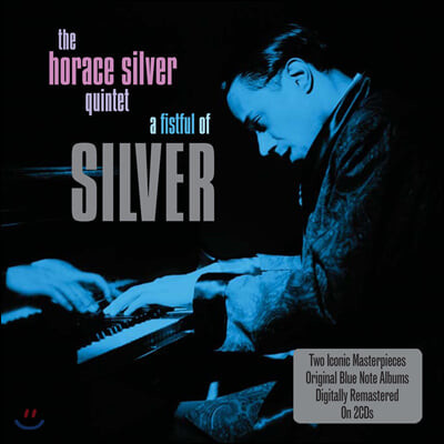The Horace Silver Quintet (호레이스 실버 퀸텟) - A Fistful of Silver