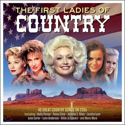여성 가수들이 부르는 컨트리 음악 (The First Ladies of Country)