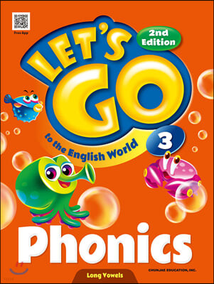 Let's go to the English World Phonics 3